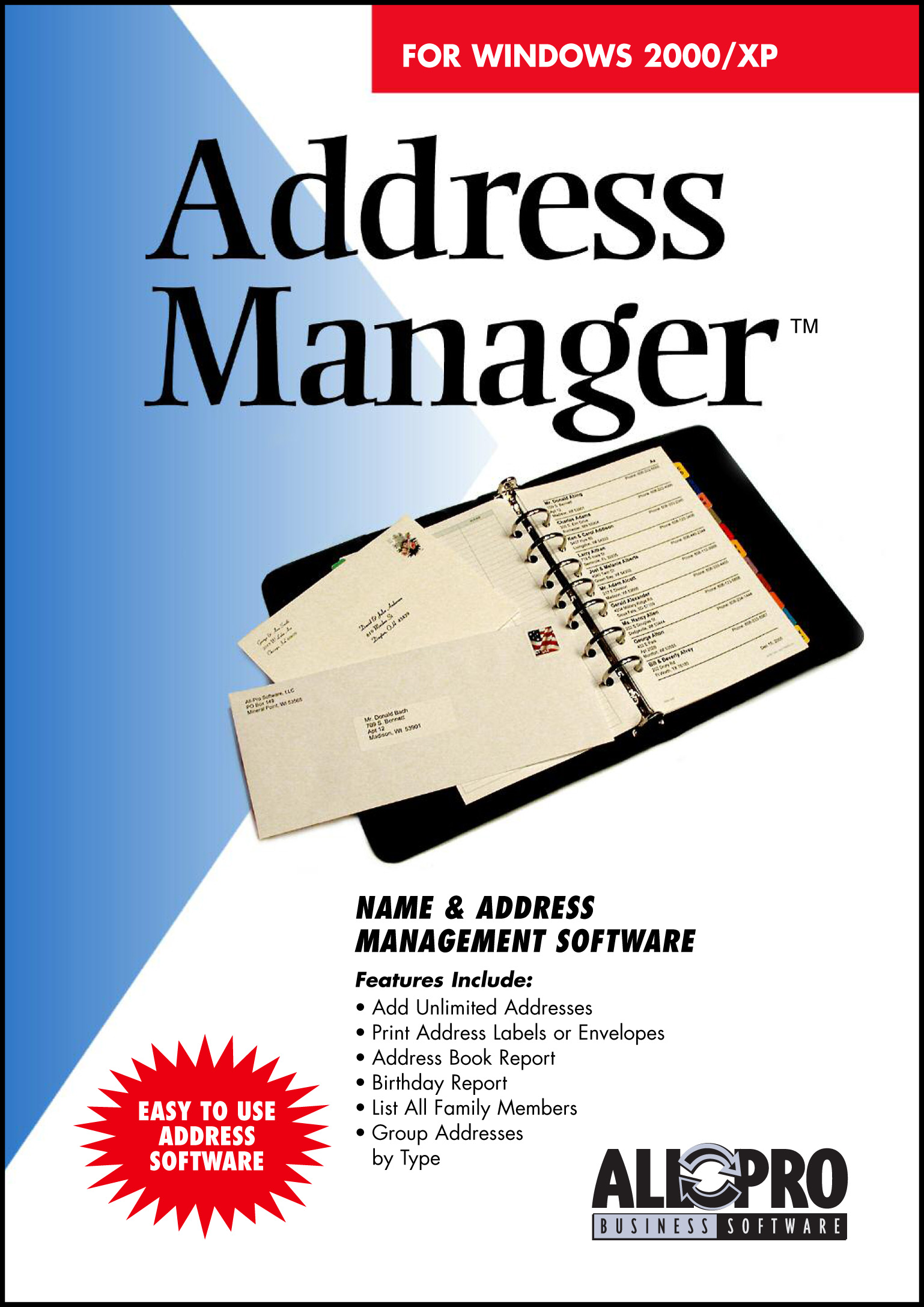 StatTrak Address Manager
