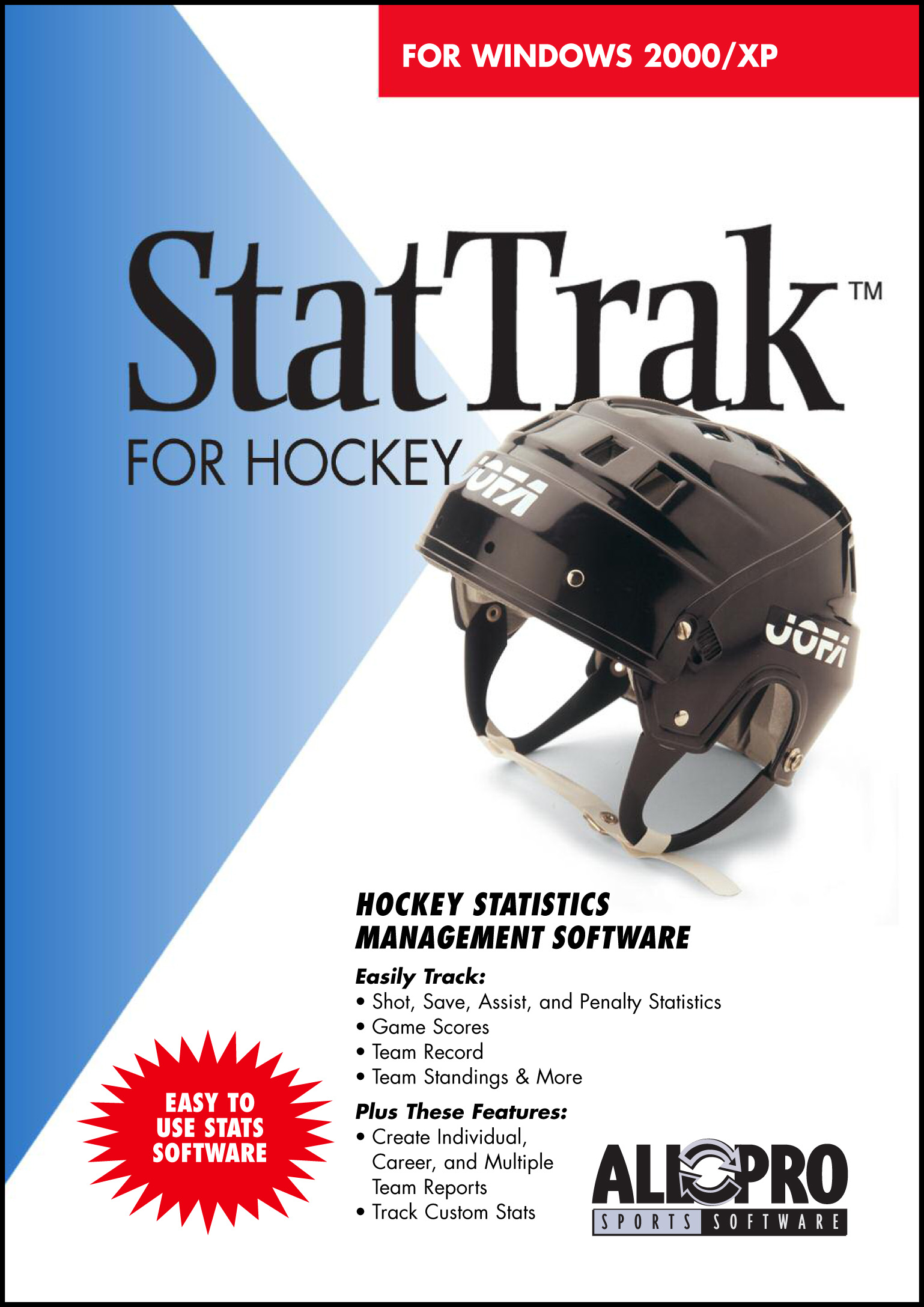 StatTrak for Hockey