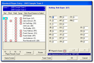 Baseball Software Softball Stats Statistics Stat Statistic