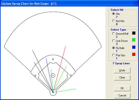 Stattrak For Baseball Screen Images